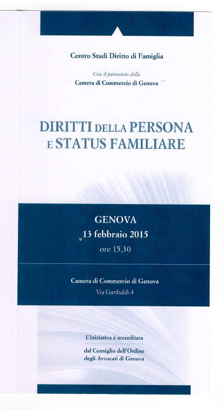 13 02 15 diritti della persona e status familiare for Layout della camera familiare