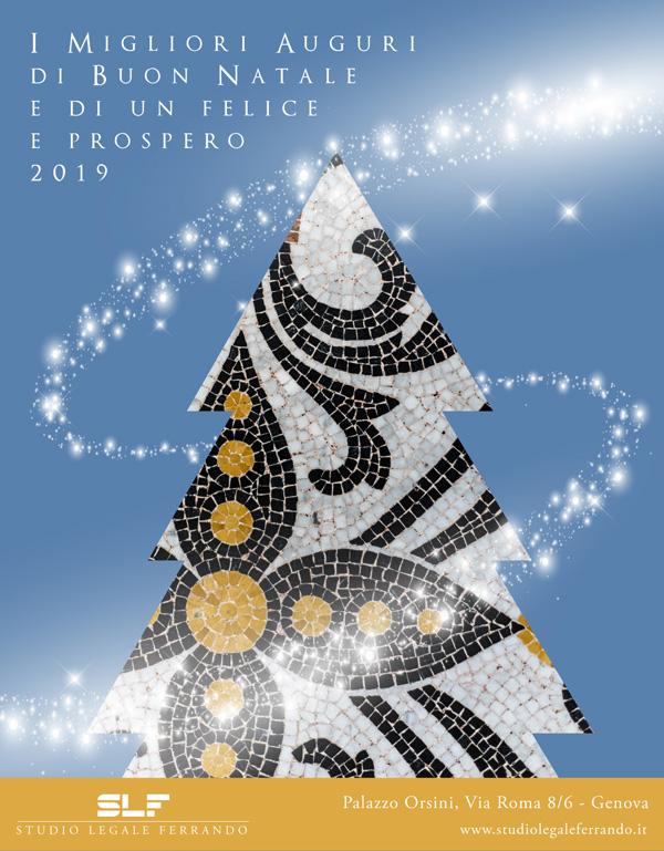 I Migliori Auguri Di Buon Natale E Di Un Felice E Prospero